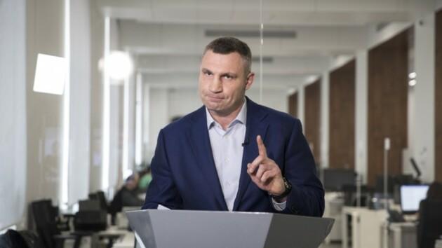 Кличко рассказал, как Киев поможет пострадавшим от взрыва на Позняках