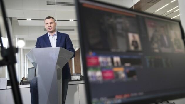 Коронавирус и взрыв на Позняках: трансляция брифинга Кличко о ситуации в Киеве