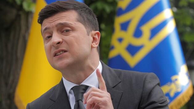 Зеленский назначил представителя Украины в международных судах против России