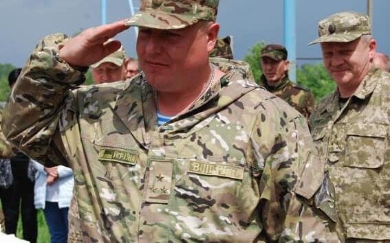 Зеленский присвоил Героя Украины погибшему на Донбассе полковнику полиции особого назначения