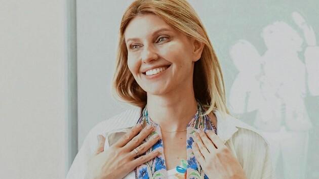 Яркие выходы первых леди Украины в вышиванках: фотоподборка