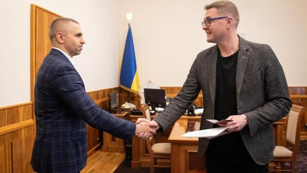 Баканов представил нового главу спецподразделения СБУ «Альфа»