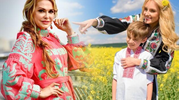Битва вышиванок: у кого их больше - актрисы Ольги Сумской или певицы Ирины Федишин