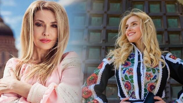 Битва вышиванок: у кого их больше - у актрисы Ольги Сумской или певицы Ирины Федишин