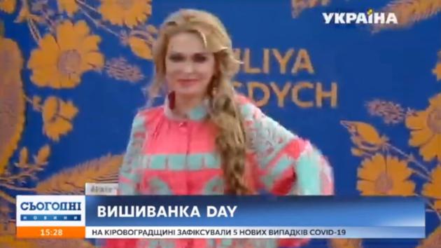 В Украине проходит грандиозный праздник - ВышиванкаDAY