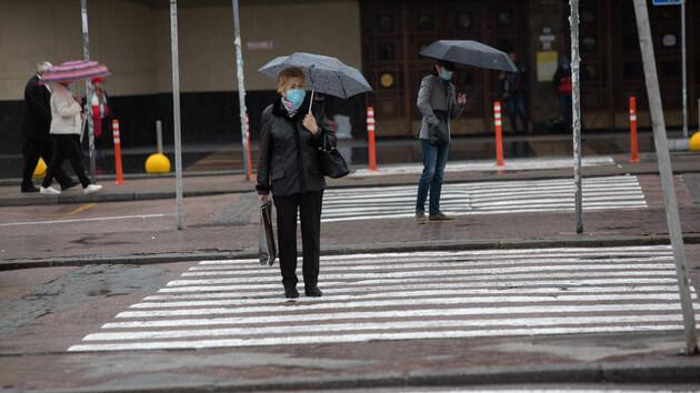 Украину продолжат заливать дожди, но потеплеет: синоптик уточнила прогноз