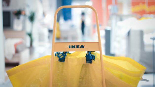 IKEA ограничила работу интернет-магазина в Украине