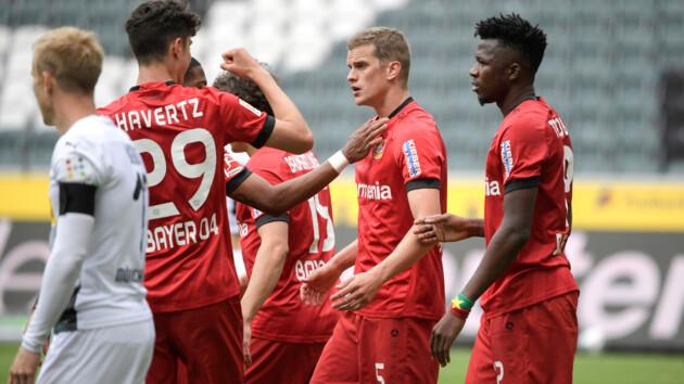 """""""Байер"""" – """"Вольфсбург"""": где смотреть матч Бундеслиги"""