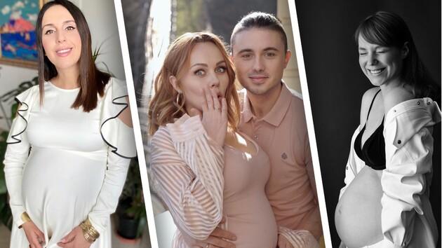 Бэби-бум в украинском шоу-бизнесе: кто из звезд готовится стать родителями
