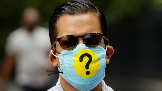 ВОЗ передумала: маски носить надо