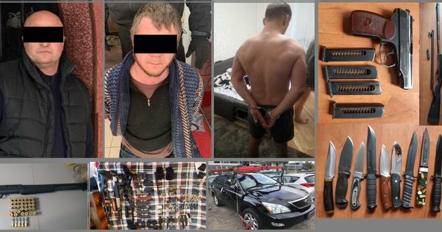 Перестрелка в Броварах: задержан криминальный авторитет «Веха»