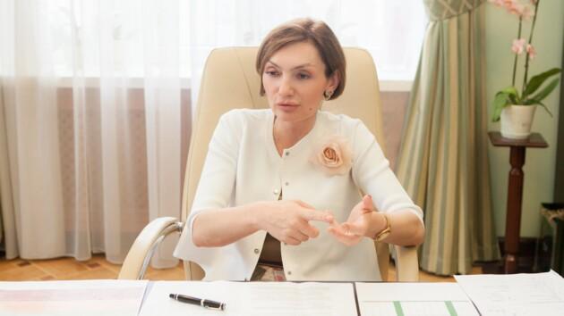 Рожкова временно возглавит Нацбанк вместо Смолия