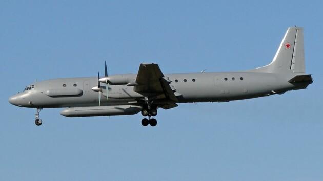 Британские истребители перехватили российский самолет-разведчик