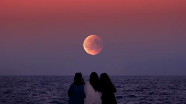 Лунное затмение и полнолуние 5 июля: что ни в коем случае нельзя делать