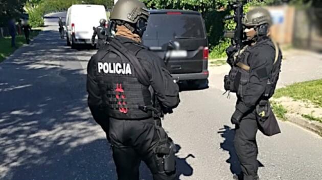 В Польше арестовали четверых украинцев: что об этом известно