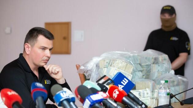 Рекордная взятка: одного из фигурантов выпустили под залог в 40 млн грн