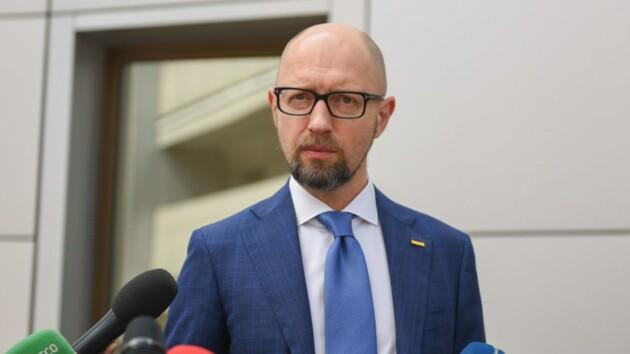 Арсений Яценюк о «деле Порошенко»: Единственно правильным будет отозвать подозрение и закрыть дело