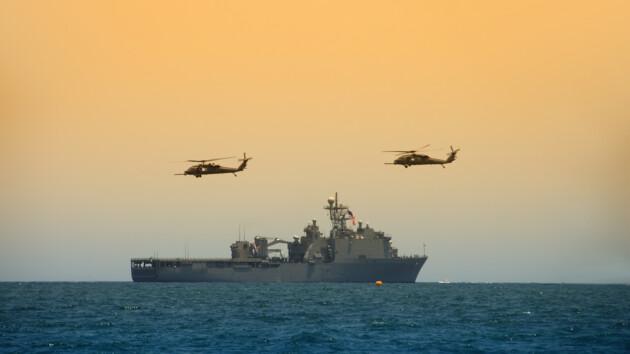 В ВМС Украины готовятся к наступлению России из Крыма