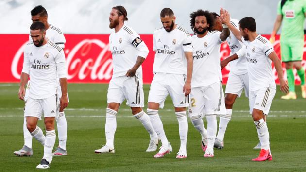 """""""Реал"""" - """"Хетафе"""": где и когда смотреть матч чемпионата Испании"""