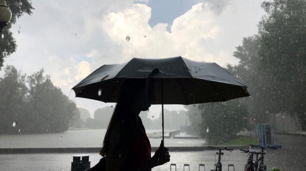 Похолодание, дожди и грозы: чего ждать от погоды в Украине 23 июня (карта)