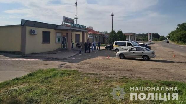 В Харьковской области грабители-неудачники взорвали банкомат