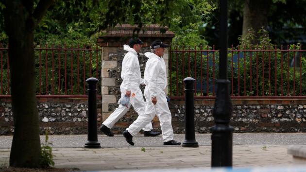 В Великобритании вооруженный ножом террорист устроил резню в парке
