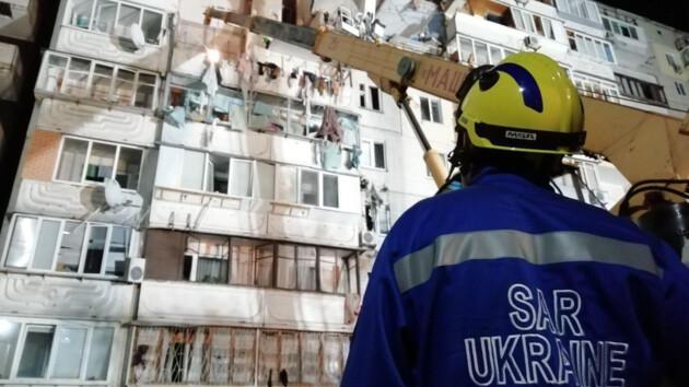 Что происходит на руинах взорвавшегося дома в Киеве: в ГСЧС отчитались о ходе спасательных работ