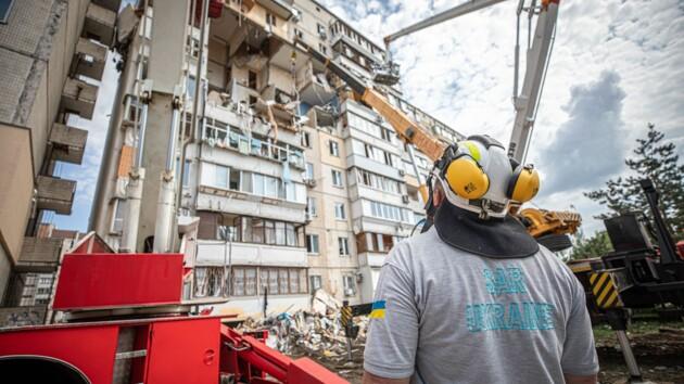 Взрыв в Киеве: появились новые данные о людях под завалами