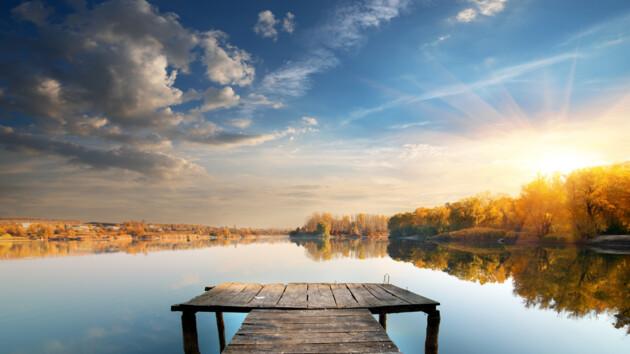 Есть что посмотреть: ТОП-5 удивительных озер Украины