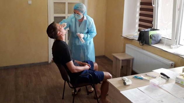 Понеслось! Коронавирус обнаружен у очередного украинского футболиста