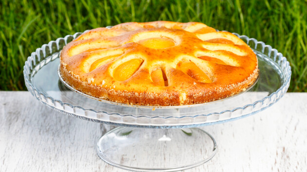 Как испечь немецкий абрикосовый пирог в духовке