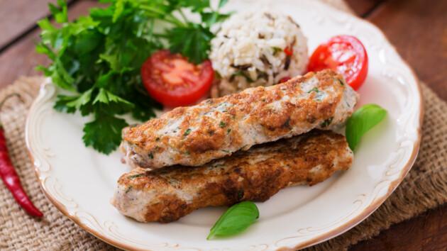 Как приготовить люля-кебаб из курицы в духовке