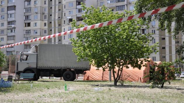 Замминистра МВД озвучил основную версию взрыва в доме на Позняках