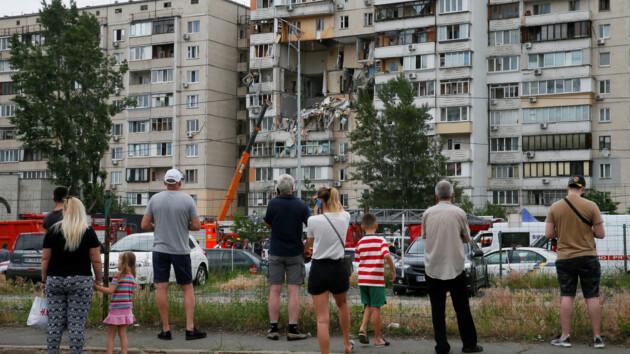 Взрыв дома на Позняках: Зеленский рассказал, когда люди получат еще 28 квартир