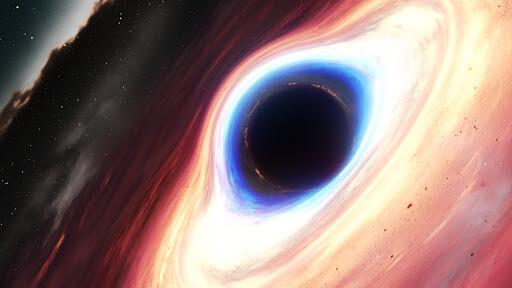 Вселенская авария: Черная дыра столкнулась с необъяснимым объектом