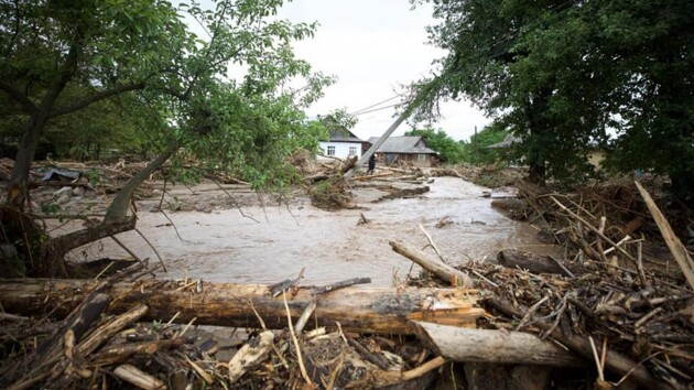 Израиль выделил помощь пострадавшим от наводнения западным регионам Украины