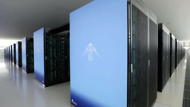 Технологический монстр: создан самый мощный суперкомпьютер в мире