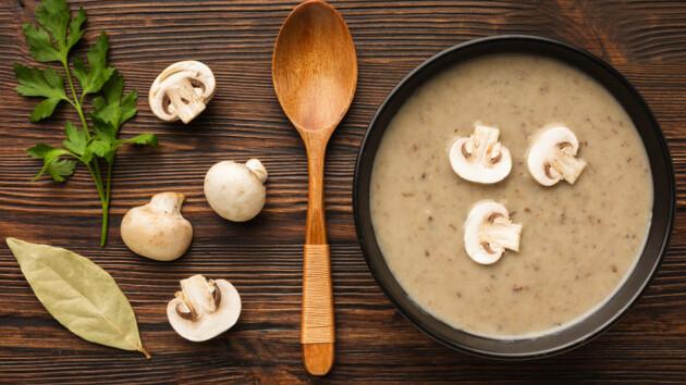 Как приготовить крем-суп из грибов: пошаговый рецепт от Григория Германа