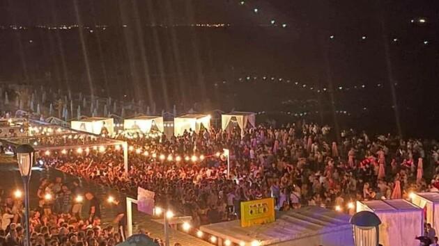 Одесса на карантине: сотни гостей толпятся в ночных клубах, пренебрегая мерами безопасности