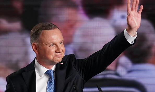 На выборах в Польше действующий президент проходит во второй тур