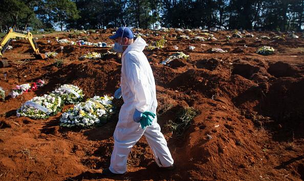 Жертвами коронавируса в мире стали более полумиллиона человек