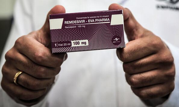 В США озвучили стоимость лекарства от коронавируса