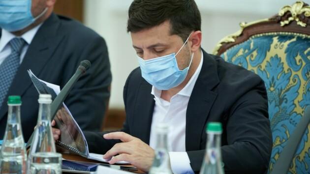 У Зеленского обсудили возможные кандидатуры нового главы НБУ