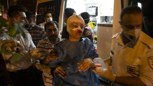 В столице Ирана прогрел взрыв в больнице: есть погибшие
