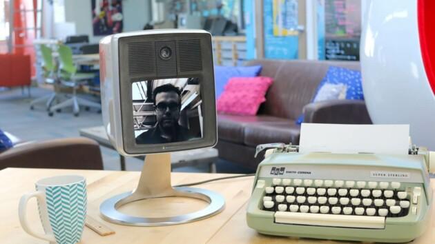 Как выглядели видеозвонки 50 лет назад: видео
