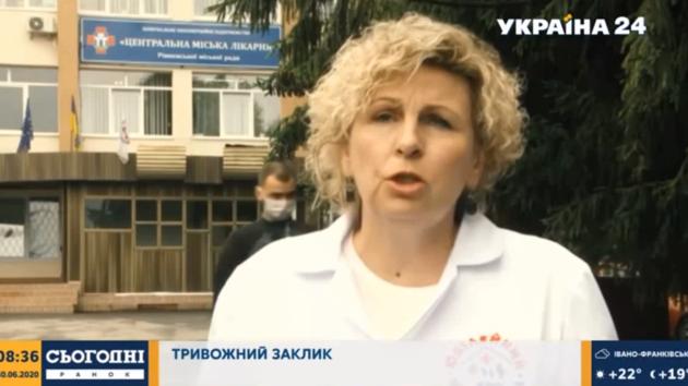 В Ровно медики записали тревожное видеообращение о коронавирусе