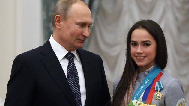 Расплата за поддержку Путина: подписчики уходят от лучшей фигуристки мира после поста о Конституции