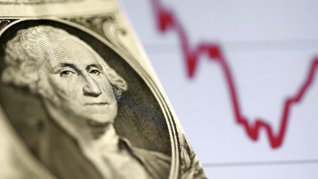 Доллар в Украине упал в цене, а евро резко подорожал