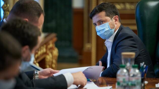 Коронавирус в Украине: Зеленский отметил позитивные моменты
