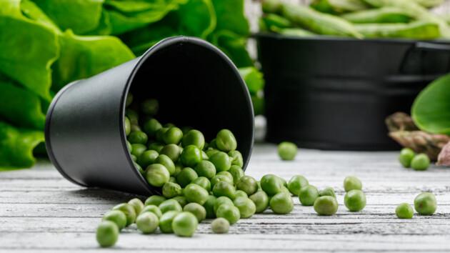 Как правильно варить зеленый горошек